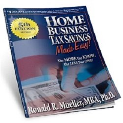 Home Business Tax Savings