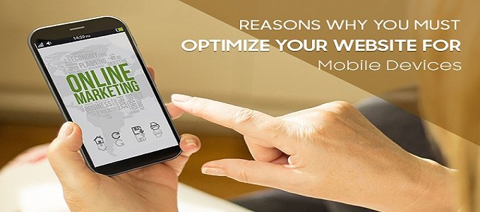 You Need a Mobile Optimized Website