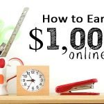 Can I Make $1000 per Month Online?