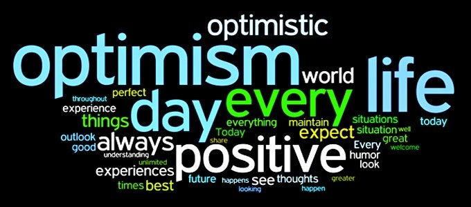 Optimism Mindset – Choose To Be Optimistic