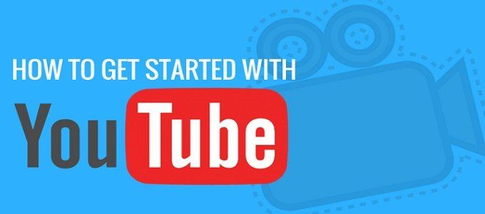 Getting Started With YouTube