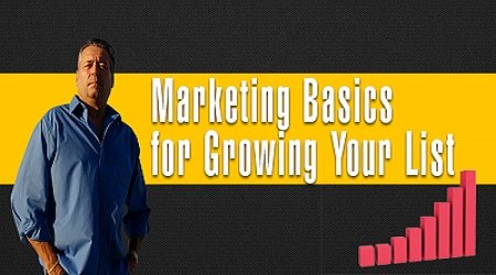 Marketing Basics for Growing Your List