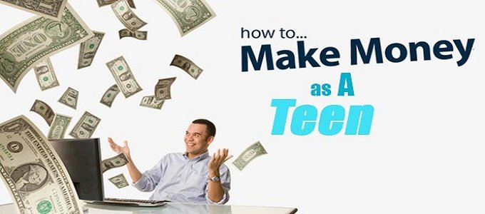 10 unique ways to make money as a teenager