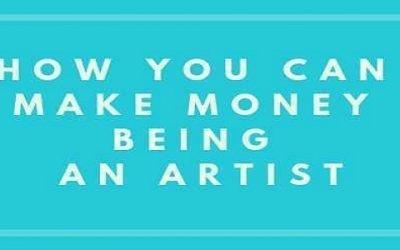 10 Ways To Make Money As An Artist