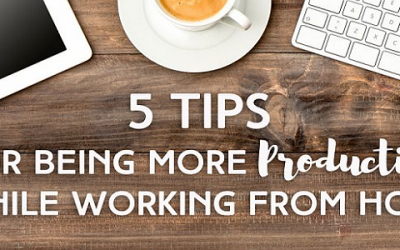 How To Be More Productive In Your Online Business