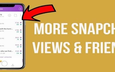 How To Get More Views On SnapChat