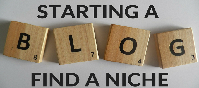 3 Steps To Picking Your Blog Niche