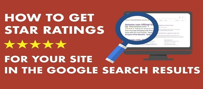 Adding 5 Star Ratings Schema To Your Website