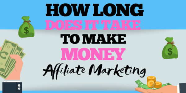 How Long Does It Take To Make Money With Affiliate Marketing