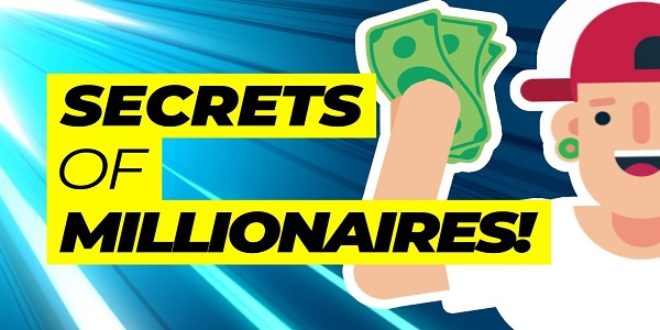 7 Secrets All Self Made Millionaires Use