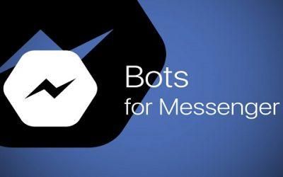 Facebook Messenger Bot Etiquette