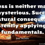 Success Rituals Fundamentals