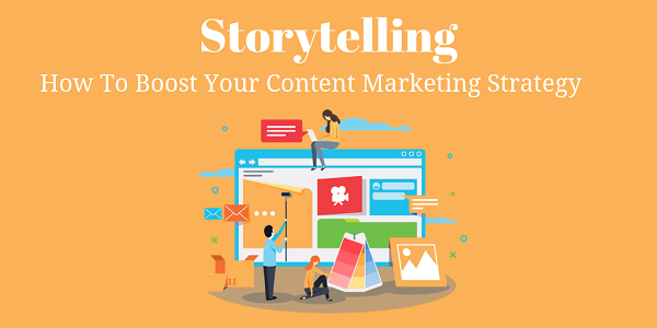 Storytelling Marketing Strategy