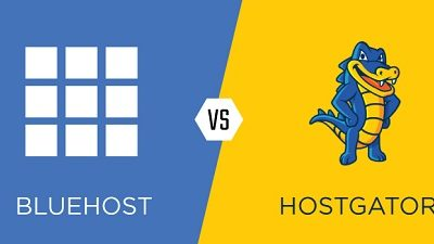 Bluehost vs Hostgator Review