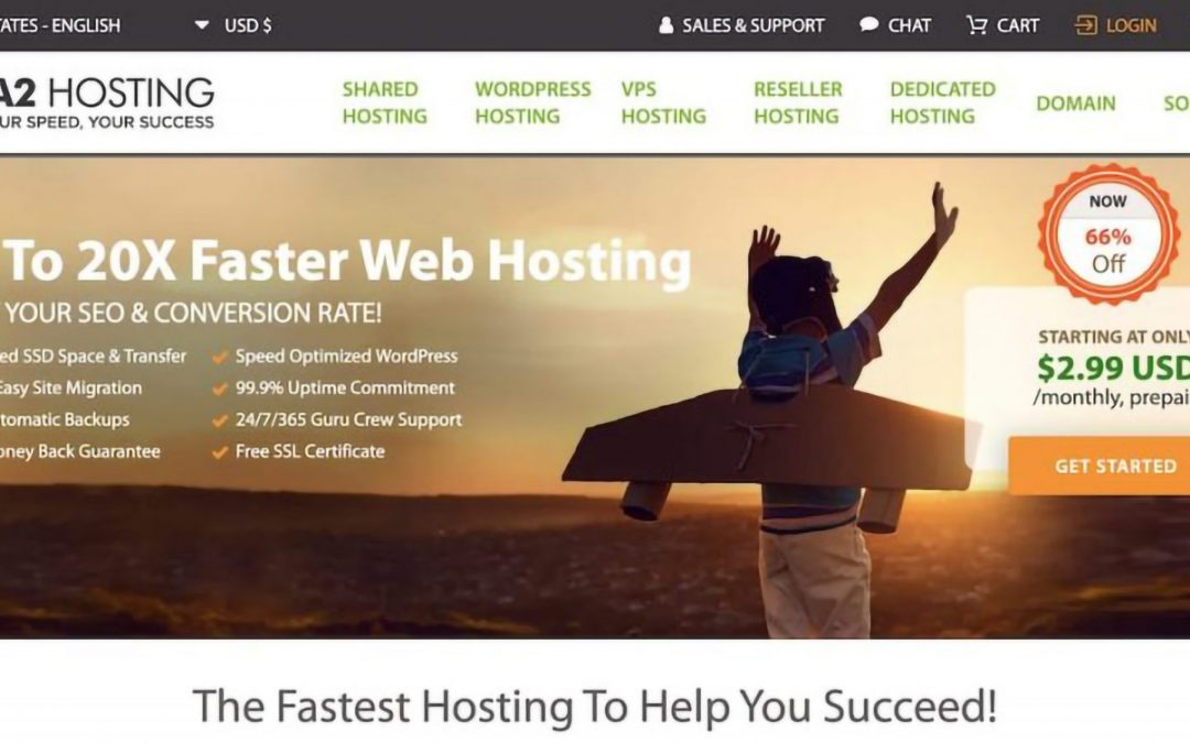 A2 Website Hosting Services Review